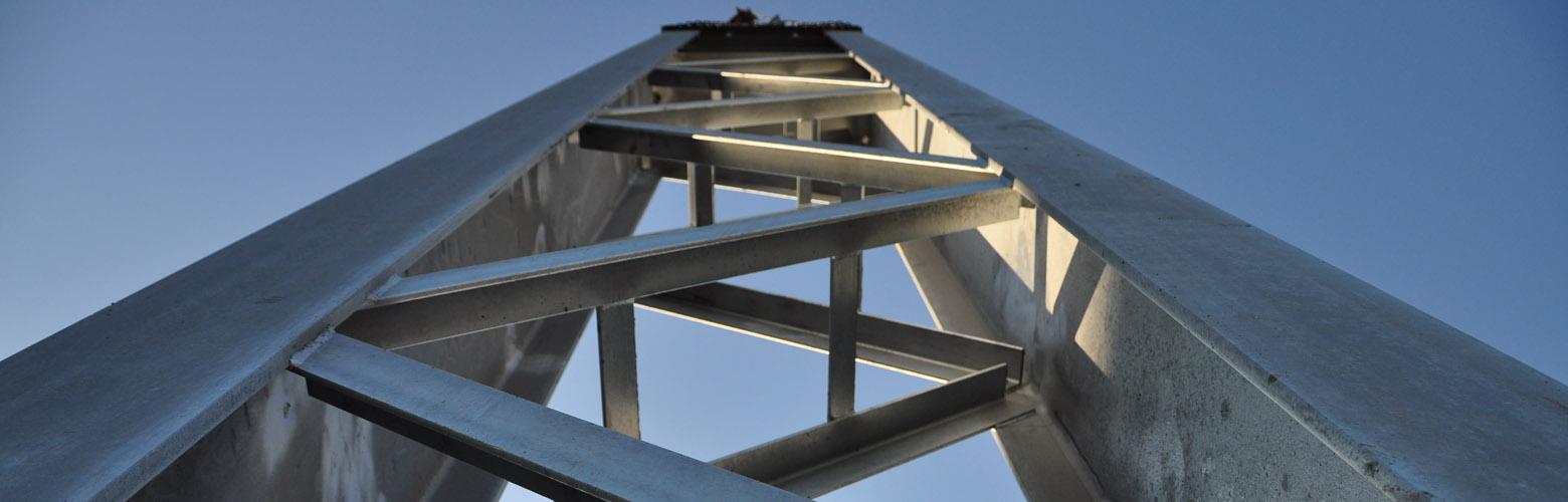 costruzione in acciaio - steel building
