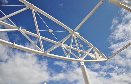 strutture reticolari spaziali